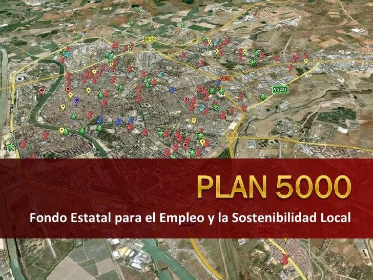 Presentacion Plan 5000