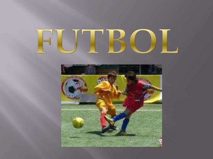 Presentacion Futbol