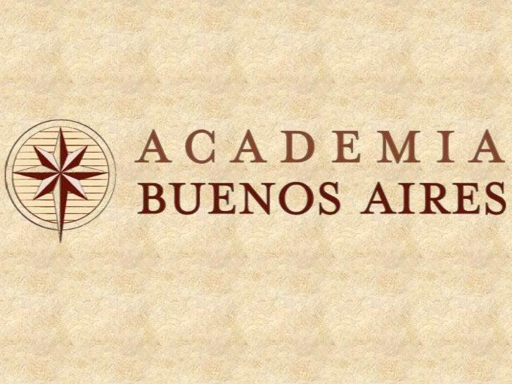 Academia Buenos Aires