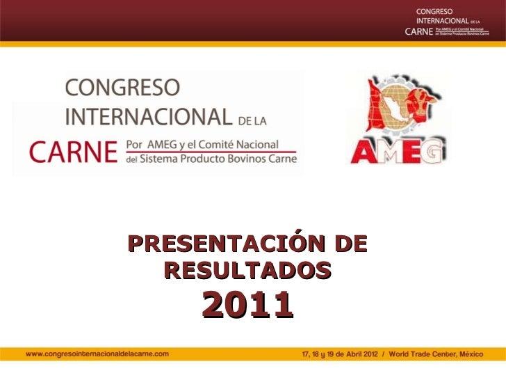 Congreso Internacional de la Carne