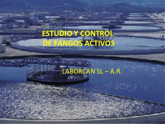 ESTUDIO Y CONTROL DE FANGOS ACTIVOS LABORCAN SL – A.R.