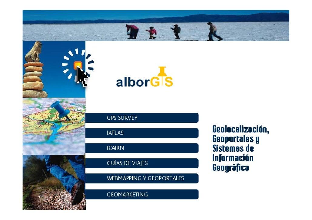 Presentación empresa alborgis 2011