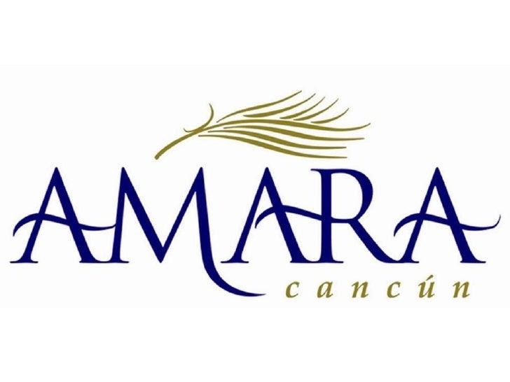 Presentacion Amara Cancun