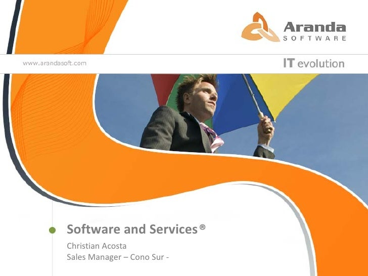Software and Services ®Christian AcostaSales Manager – Cono Sur -
