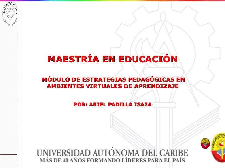 Presentacion ariel maestria 24