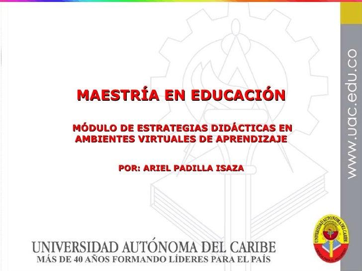 Presentacion ariel maestria 26