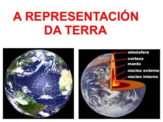 A REPRESENTACIÓN DA TERRA