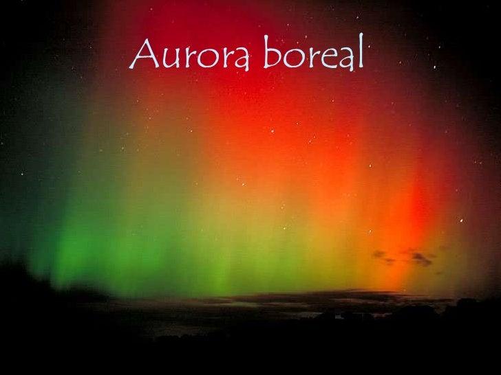 Aurora boreal<br />