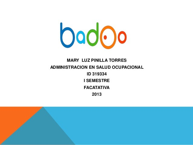 MARY LUZ PINILLA TORRESADMINISTRACION EN SALUD OCUPACIONAL             ID 319334            I SEMESTRE            FACATATI...