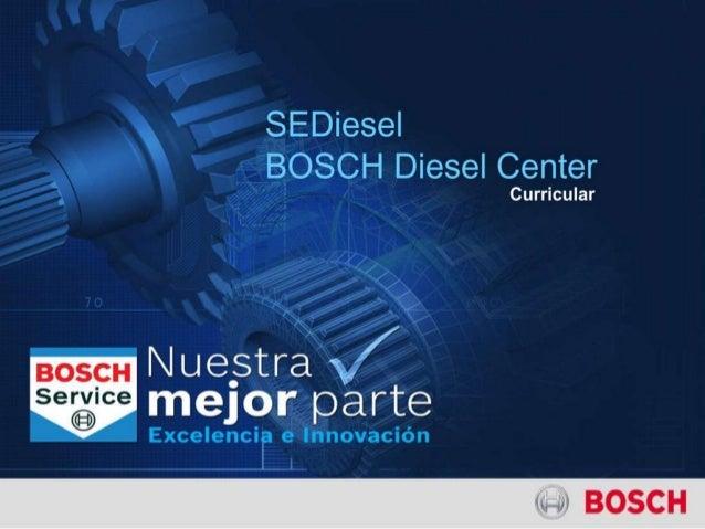 Sediesel Bosch Diesel Center