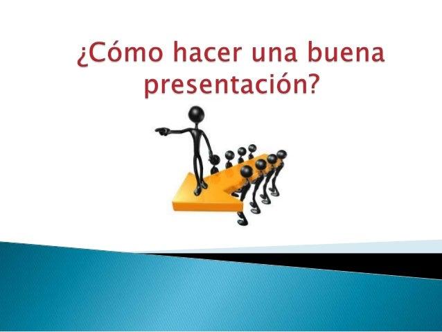       Es un conjunto de diapositivas que sirve como apoyo gráfico para una presentación.  La presentación la hace la pe...