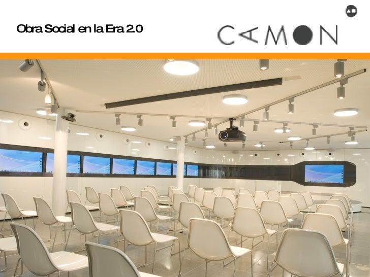 Obra Social en la Era 2.0