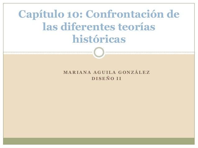 Presentación Capítulo 10 Mariana Aguila
