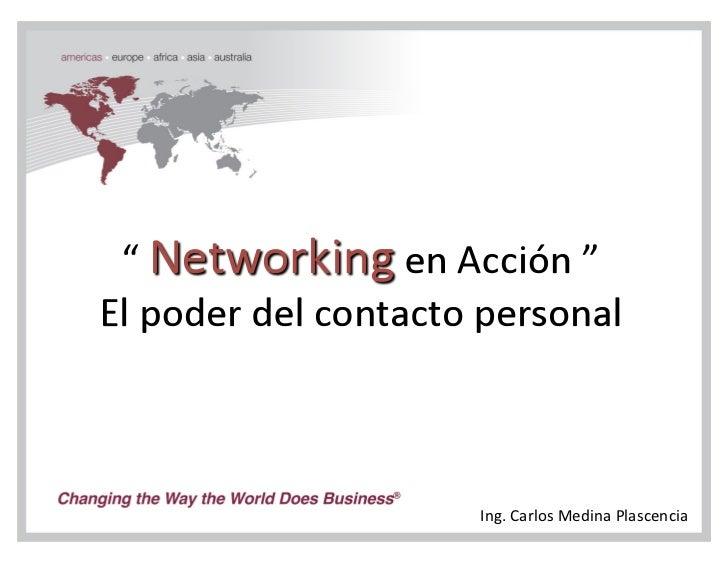 Ing. Carlos Medina Plascencia