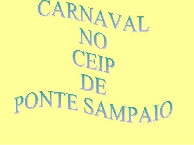 Presentacion carnaval13