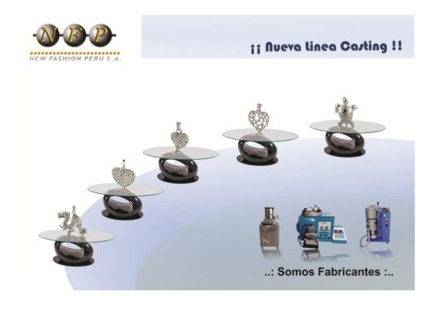 Empezamos fabricando cadenas con maquinaria y tecnología Italiana, garantizando calidad total en nuestros productos, con b...