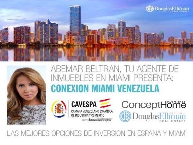 !BIENVENIDOS!  Javier Curto CEO ConceptHome S.L. Inversión Inmobiliaria Internacional www.concepthome.es  Abemar Beltran D...