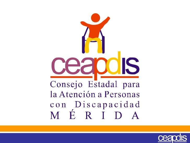 Presentacion ceapdis