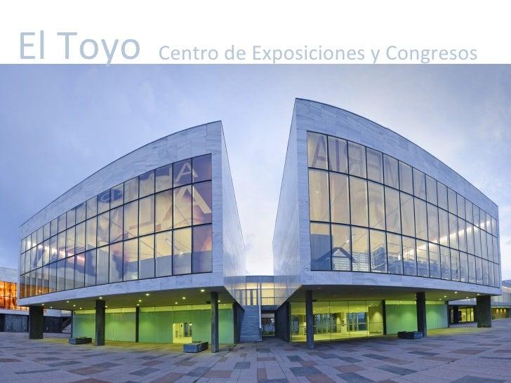 Presentacion centro de congresos