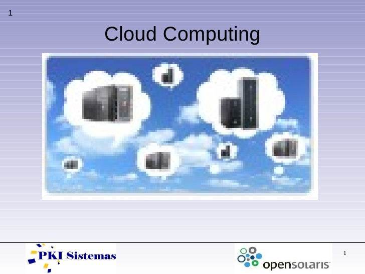Presentacion Cloud Computing Navarparty