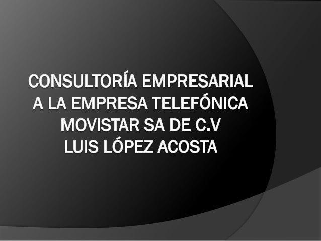 Presentacion consultoria empresarial pyme jica