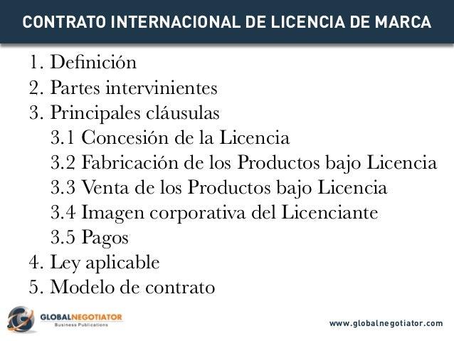 licencia marca: