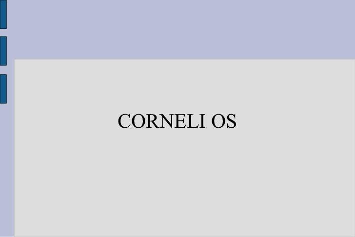 CORNELI OS