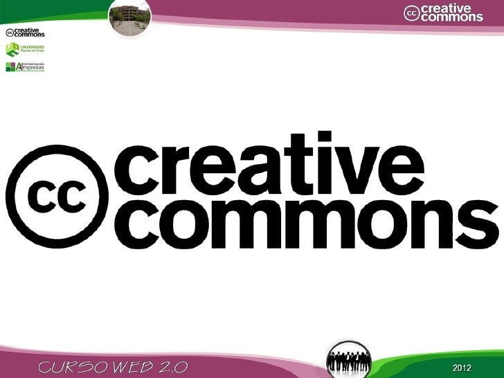 Presentacion creative commons