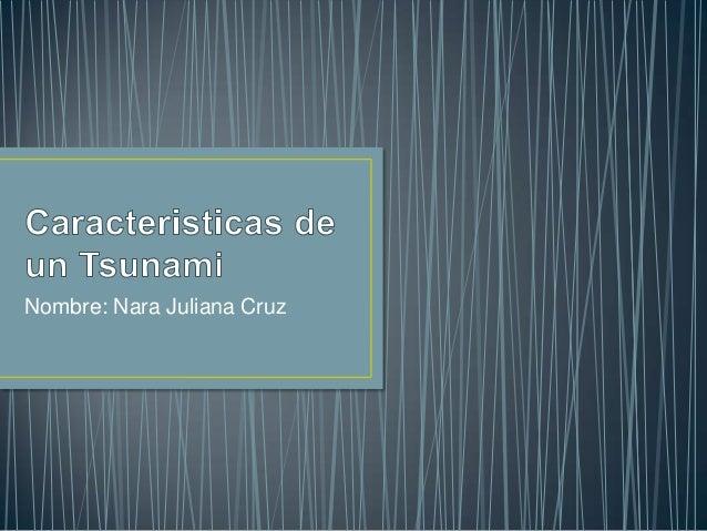 Presentacion Cruz Juliana