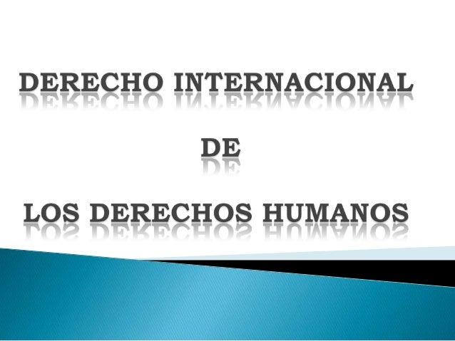 Existe un importante debate sobre el origen cultural de los derechos humanos                 Antecedentes remotos         ...