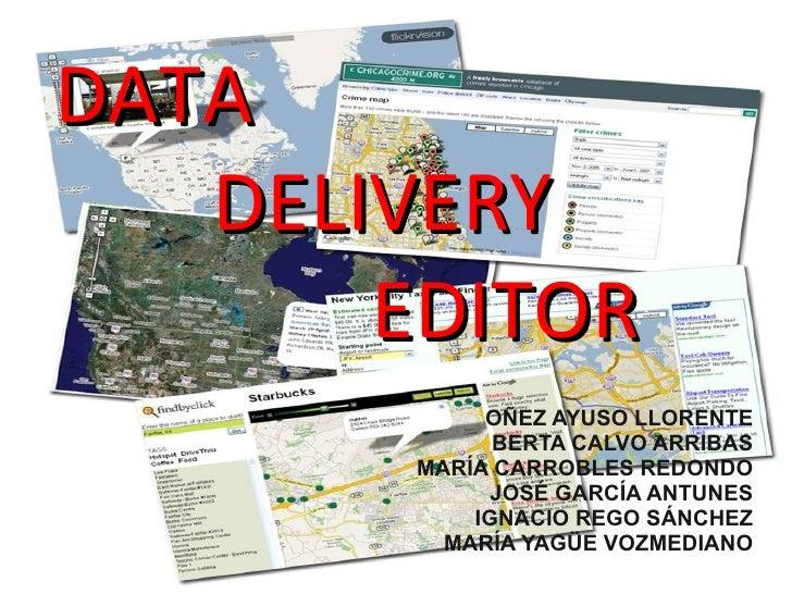 Segunda presentación sobre Periodismo 2.0