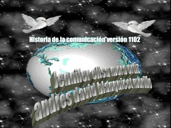 Presentacion de andres y jennifer 1102 jt version 2003