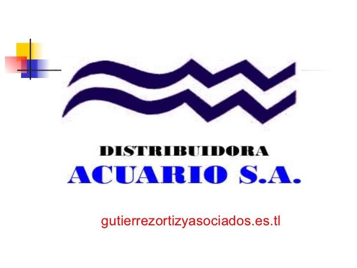 PRESENTACION CASO PRACTICO AUDITORIA 3
