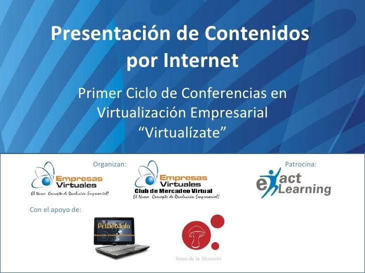 Presentacion de contenidos_en_internet