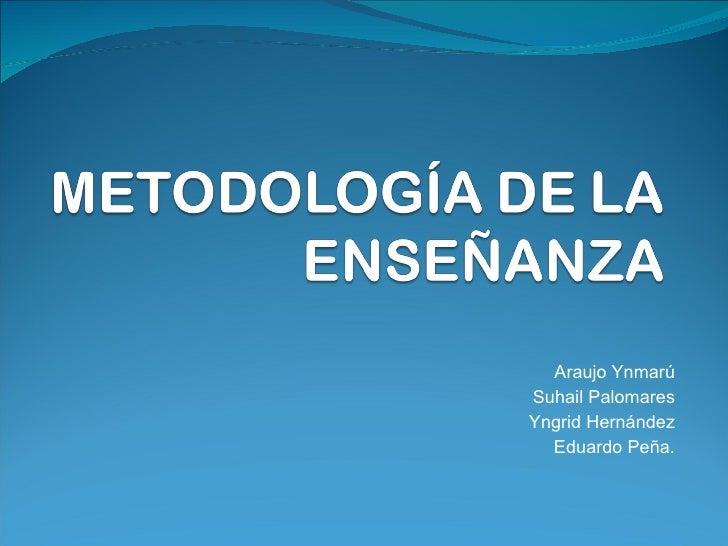 Presentacion de didactica