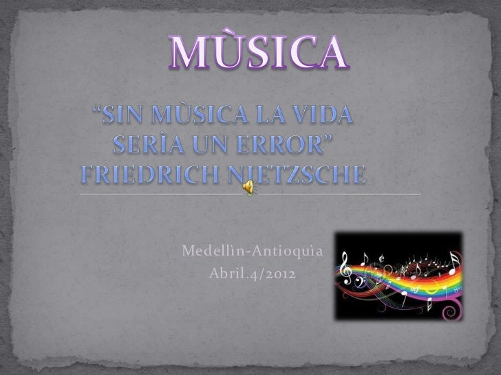 Medellìn-Antioquìa   Abril.4/2012