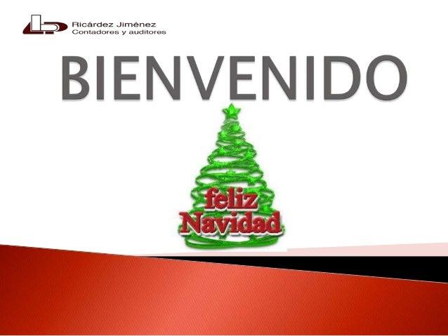 Reformas Fiscales 2014-México