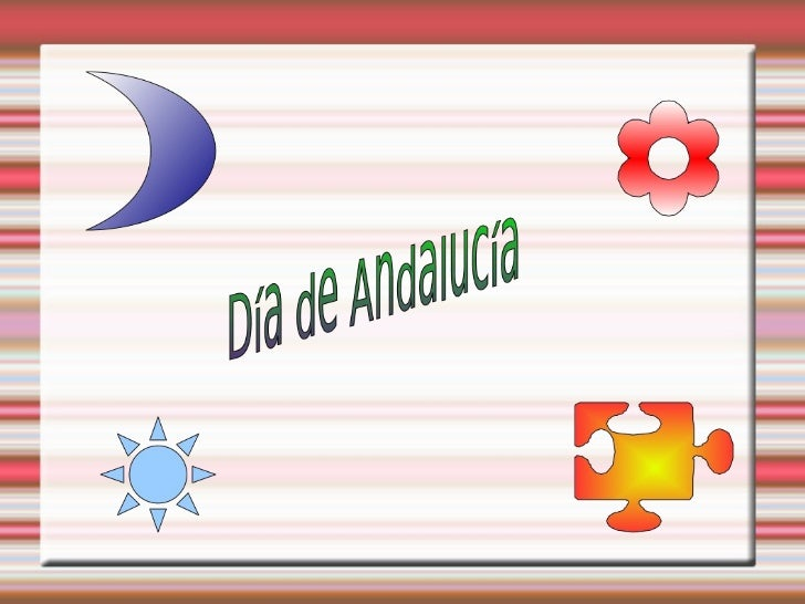 Presentacion del Día de Andalucía