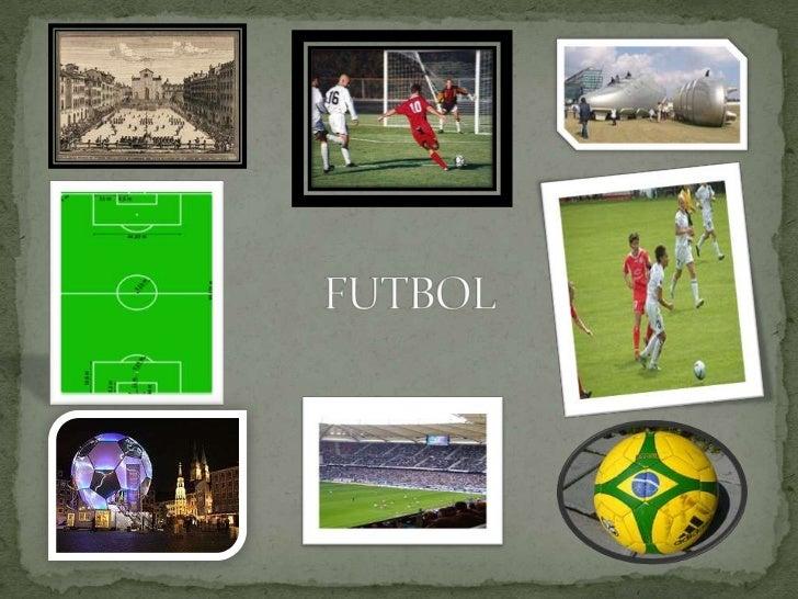 Presentacion del futbol y su historia y reglas