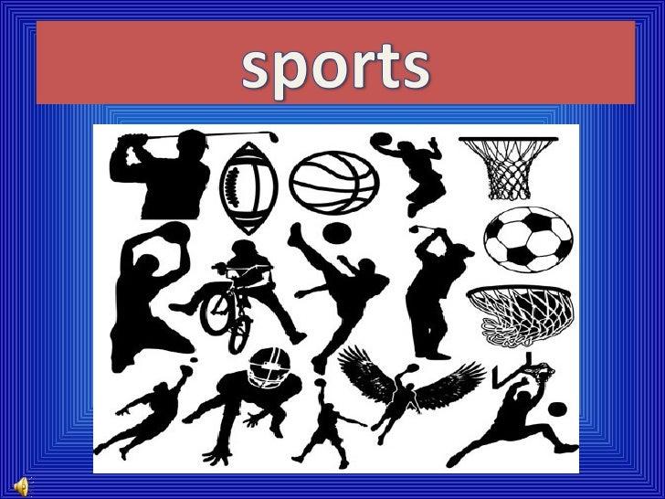 Presentacion De Los Deportes