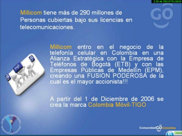 Presentacion Multinivel TIGO