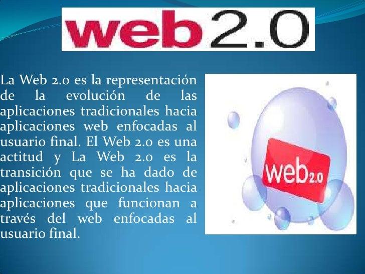 Presentacion de powerpoint web 2.0