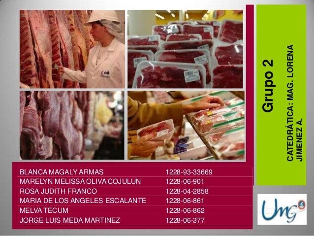 Análisis de producción de Carne de Res Nacional y su  Consumo interno