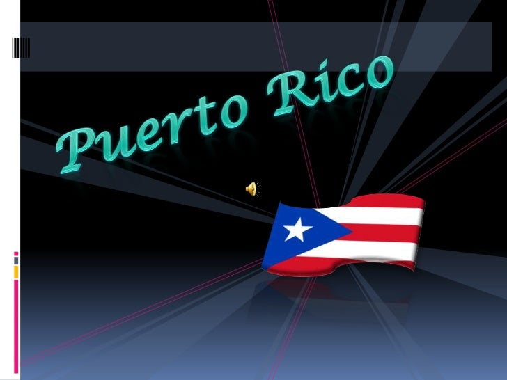  Puerto Rico is a small country in the Caribbean  Sea. San Juan is the capital city