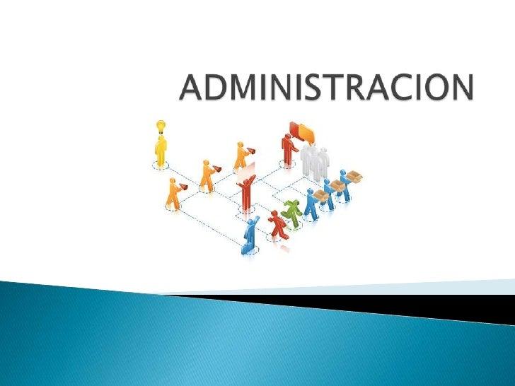 Presentacion de temas de organizacion