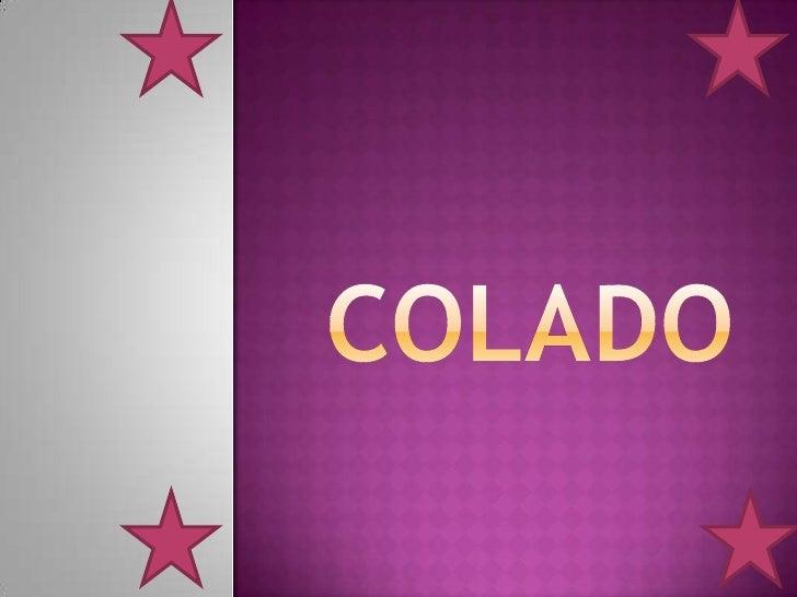 COLADO<br />