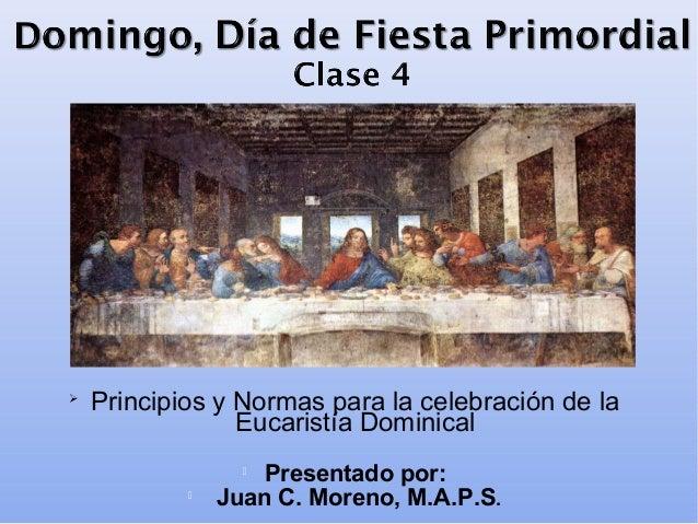 Presentacion Domingo Dia De Fiesta   Clases De Formacion