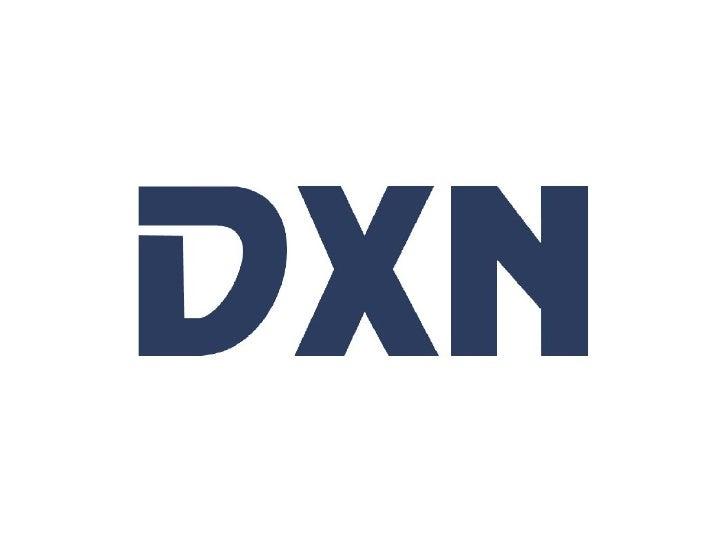 Presentación DXN España - motivación