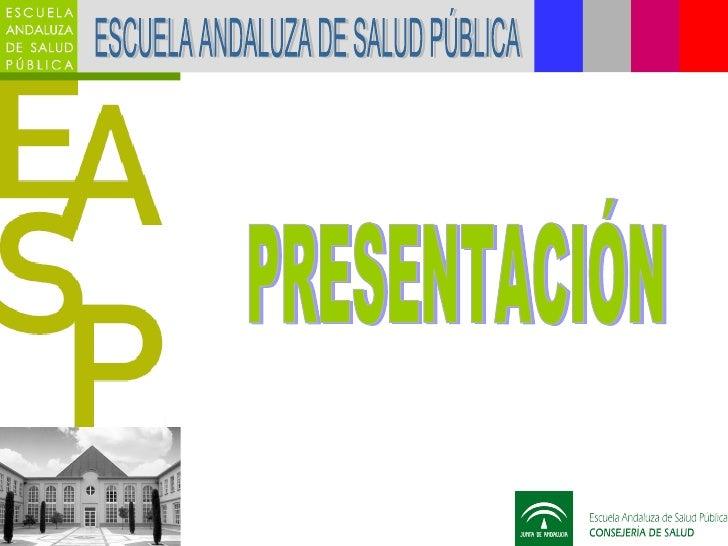Presentacion Easp