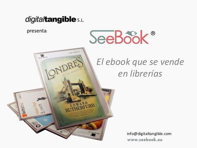 Seebook para editoriales